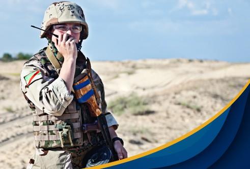 U.S. Military troops - Bering Straits Native Corporation
