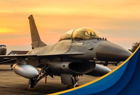 Fighter plane - Bering Straits Native Corporation